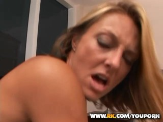 Mom Loves Big Hard Cock Stabbing Juicy Slot