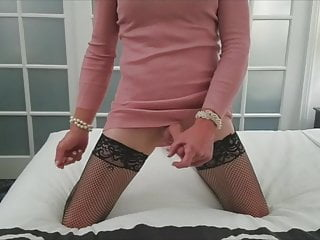 Cd Milf With Cock Does Dirty Mommy Talk